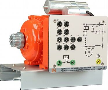 lucas n lle ac motor with starting operating capacitor On lucas motor start capacitor