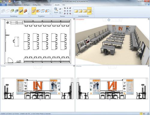 Lucas n lle pcon planner for 3d room planner software
